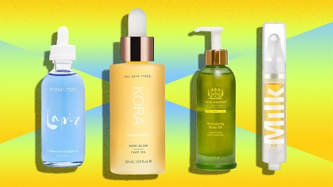 Expert-Approved Lightweight Oils to Slather on This Summer | StyleCaster