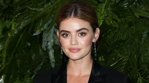 Lucy Hale Just Chopped Her Hair Even Shorter | StyleCaster