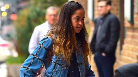 Malia Obama & Her Boyfriend Looked Adorbs on a Date in Paris | StyleCaster