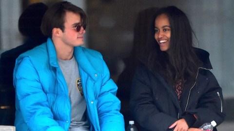 Malia Obama's Boyfriend Took Her Home for a Romantic Date | StyleCaster