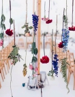 Wedding Trend Alert: Suspended Flowers for Fairy Tale Vibes