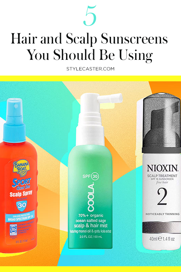 STYLECASTER Sunscreen Sprays and Oils  | Pin it!