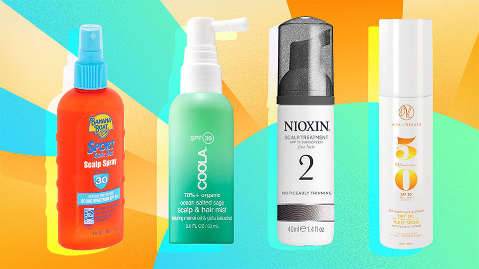 5 Sunscreen Sprays and Oils Made to Protect Your Scalp