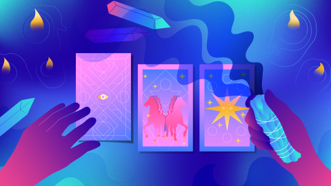 Beginner-Friendly Tarot Card Decks to Channel Your Spiritual Side | StyleCaster