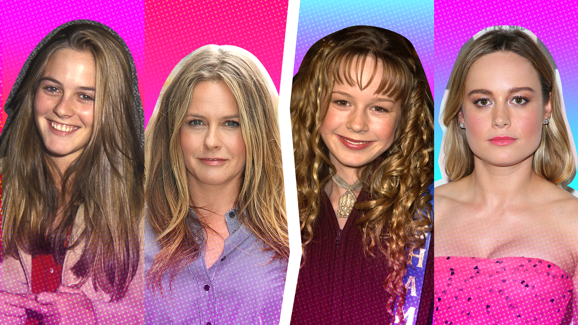 Child Stars, Then and Now
