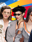 Celebrity-Approved Ways to Pull Off the Tiny Sunglasses Trend