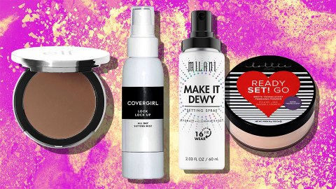 Under-$20 Setting Sprays and Powders for Makeup That Lasts | StyleCaster