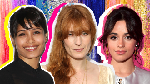 A Definitive Guide to Every Type of Bangs | StyleCaster