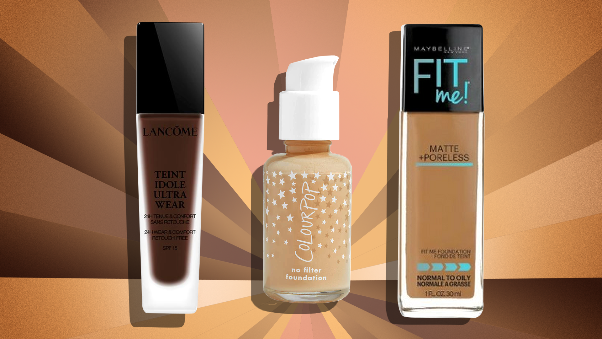 Brands With 40 Or More Foundation Shades Stylecaster