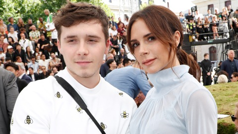 Victoria Beckham 'Would Love' to Design Brooklyn's Fiancée's Wedding Dress  | StyleCaster