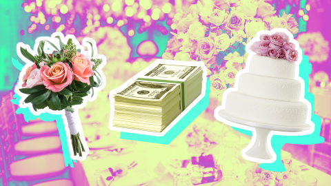 How I Threw a Wedding That Cost Less than $10,000 | StyleCaster