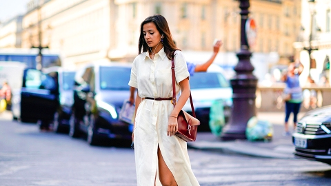 13 of the Best Undergarments to Wear with Summer White Linens | StyleCaster