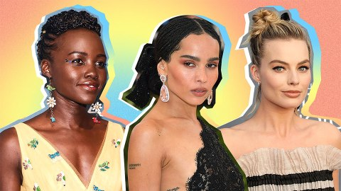 Celebrity Updos to Copy for Your Next Night Out | StyleCaster