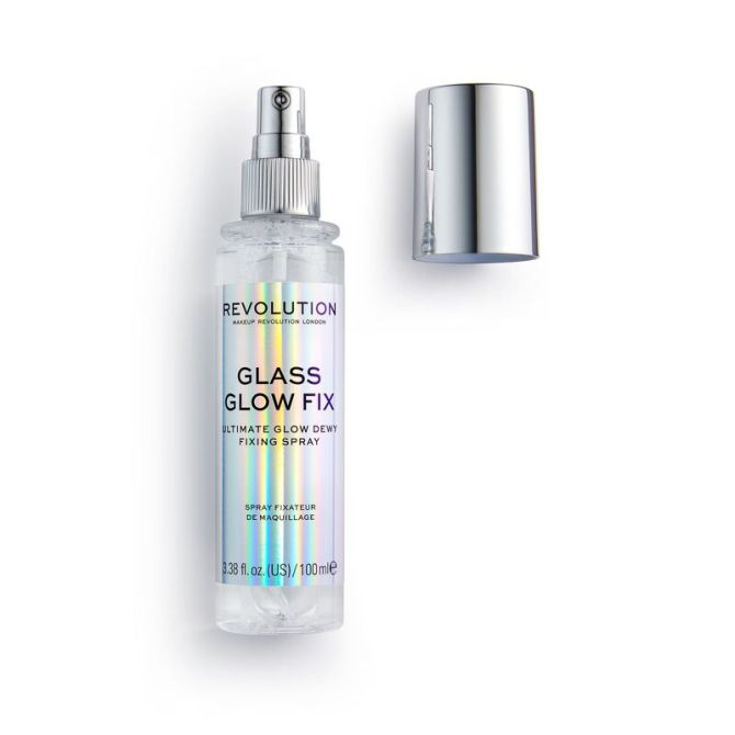 Makeup Revolution Glass Glow Fix Fixing Spray The 7 Best Makeup Priming Sprays That Wont Leave Your Face an Oily Mess