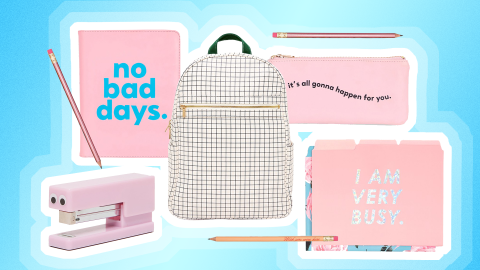 Ban.do Back-to-School Supplies Made for Grown-Ass Women | StyleCaster