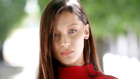 Bella Hadid Shared Throwbacks of Her as a Moody-AF Toddler | StyleCaster