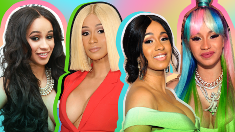 Cardi B's Beauty Evolution from Reality Star to Rap Queen | StyleCaster