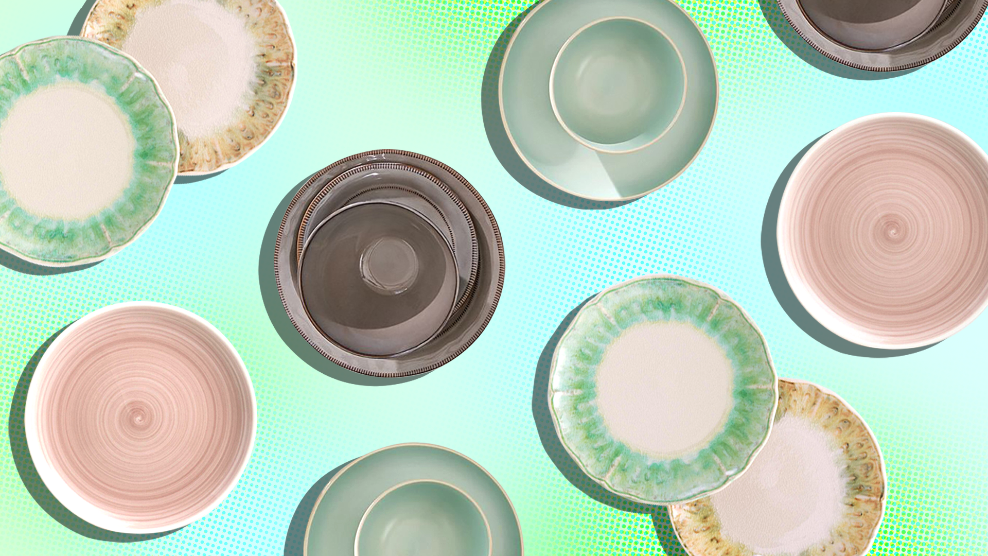 16 Ceramic Dinnerware Sets That Look Way More Expensive than They Are