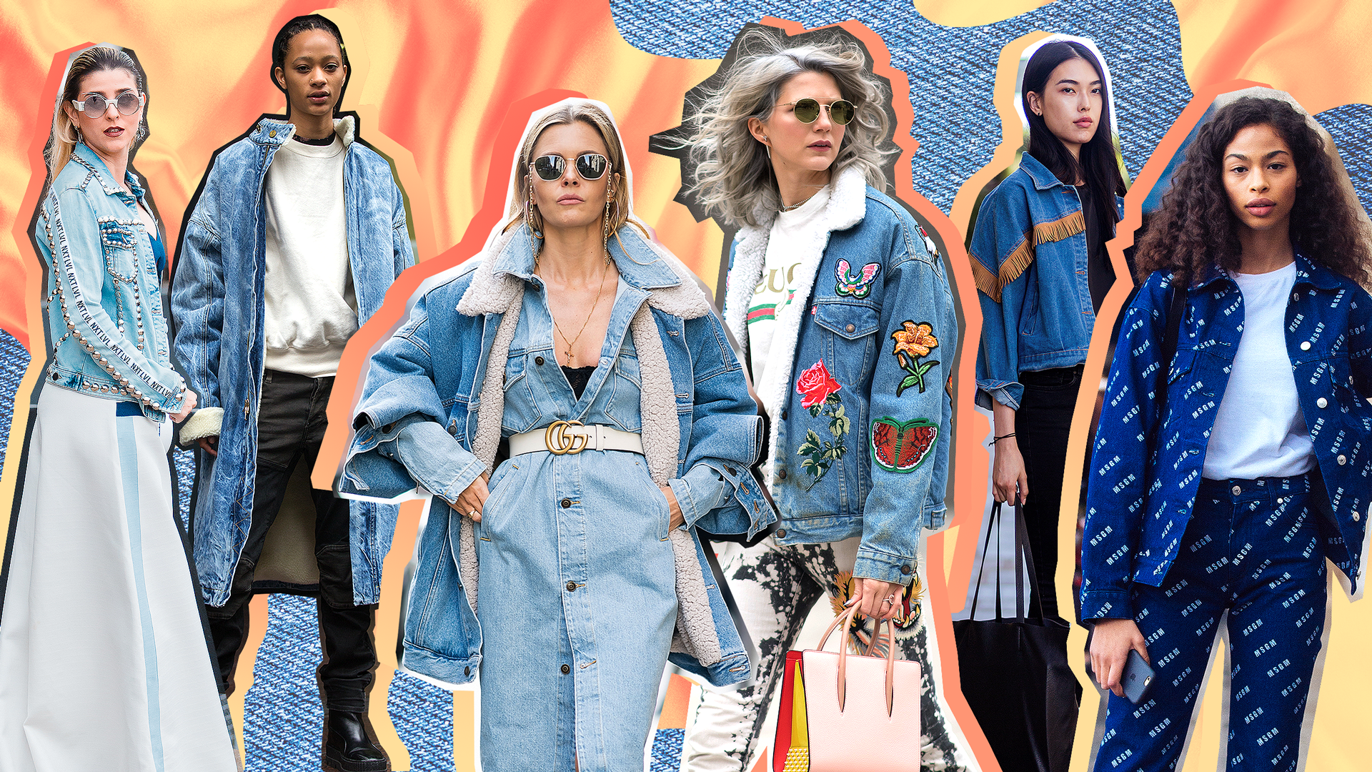 26 Anything-but-Average Denim Jackets to Power Your Fall Wardrobe