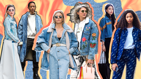 26 Anything-but-Average Denim Jackets for Fall | StyleCaster