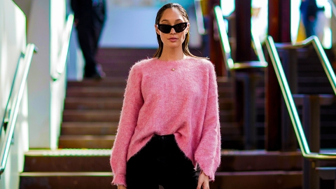 A Definitive Guide to Sweaters That Are as Cozy as They Look | StyleCaster