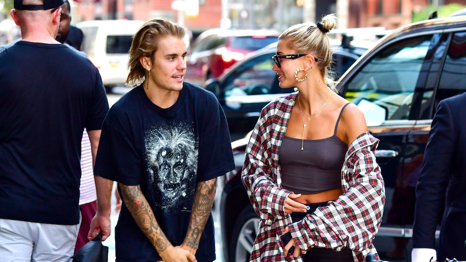 Hailey Baldwin Wore a $1,255 Flannel Shirt, Because, Honestly, Why Not?