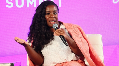 Uzo Aduba Responds to Criticism That Time's Up Isn't Intersectional | StyleCaster