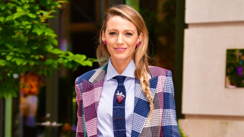 Blake Lively Wears 4 Perfect Outfits in Just 3 Days | StyleCaster