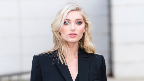 Elsa Hosk Perfected the Sexy-Yet-Simple Date-Night Outfit   StyleCaster