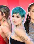 Halsey's Mind-Blowing—and Colorful—Beauty Evolution