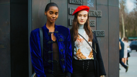How to Wear a Beret Without Looking Like a Total Tourist | StyleCaster