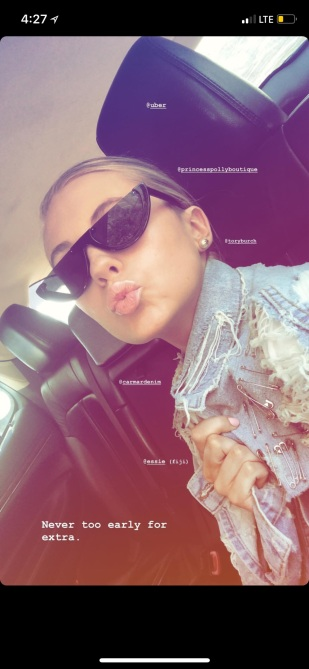 Social Media Diary: An Instagram Influencer with 55,000 Followers