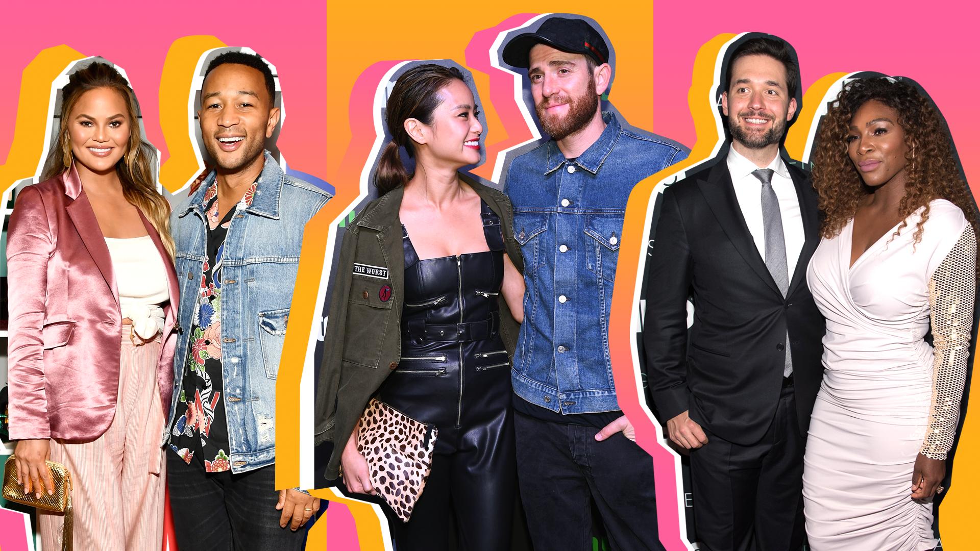Celebrities in Interracial Relationships