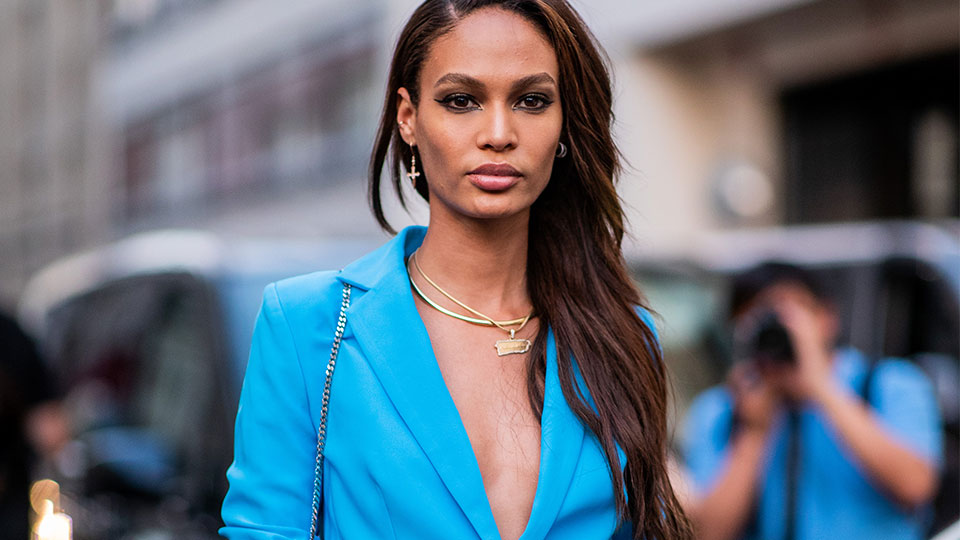 How Joan Smalls Uses Sunscreen for a Natural-Looking Contour