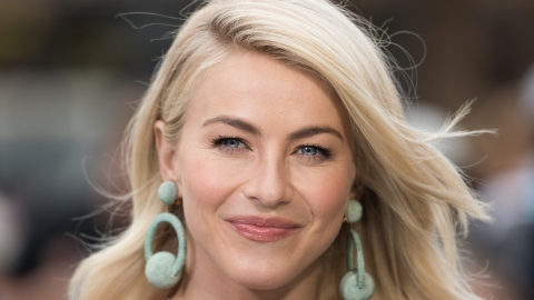"Julianne Hough Just Went ""Fairy Kitten"" Pink 