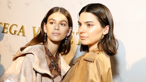 Kendall Jenner and Kaia Gerber Ride Dune Buggies, But Make It Fashion | StyleCaster