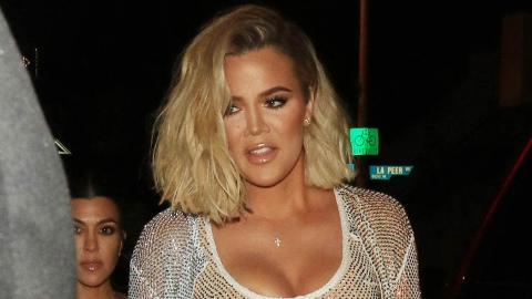 Khloé Kardashian's 35th Birthday Party Was A Whimsical Pink Wonderland   StyleCaster