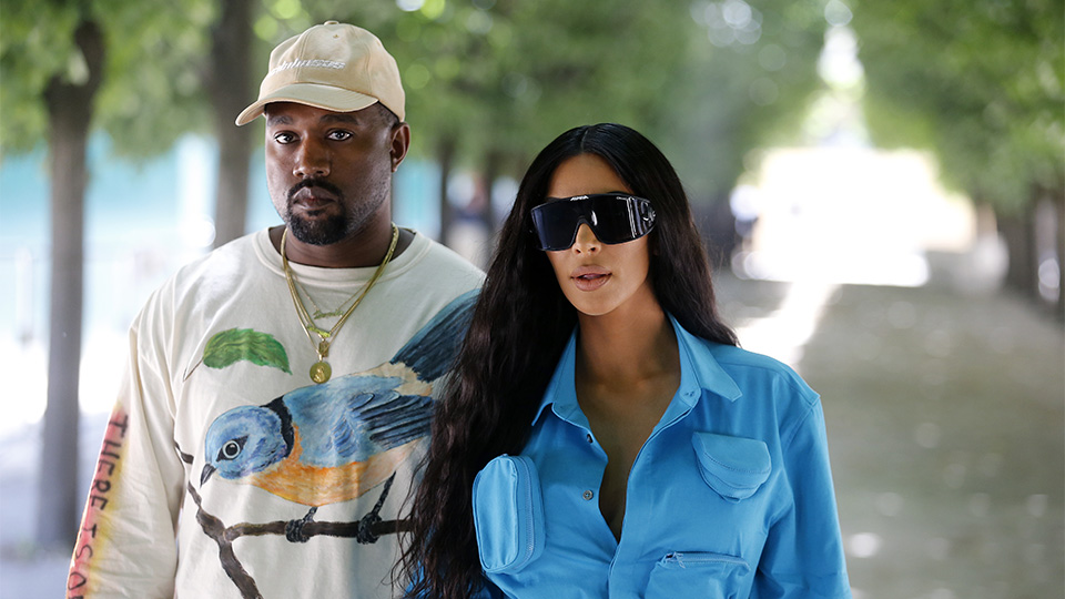 Kanye West Doesn't Want Kim Kardashian to Lose Any More Weight