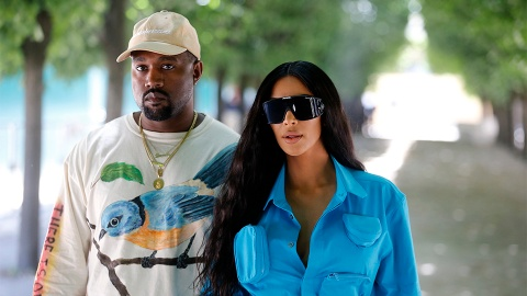 Kanye West Doesn't Want Kim Kardashian to Lose More Weight | StyleCaster