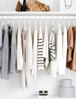 These 17 Photos of Open Closets Will Make You Want to Tear Your Closet Door...