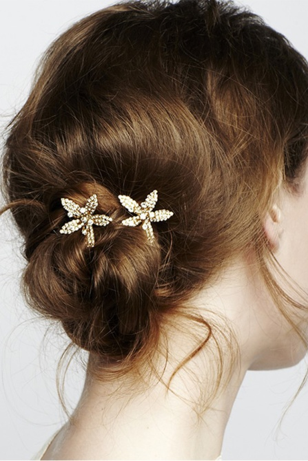 messy bun 6 How to Style a Messy Bun That Still Looks Put Together On Your Laziest Day