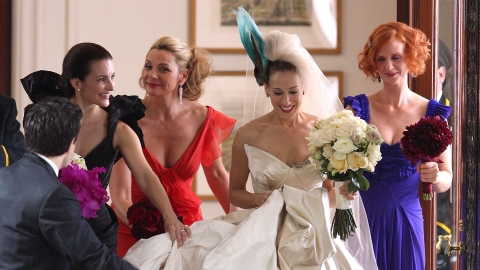 The 15 Most Memorable Weddings in Movie History   StyleCaster