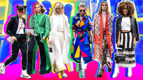 The Professional Stylist's Guide to Dressing for Fashion Week | StyleCaster