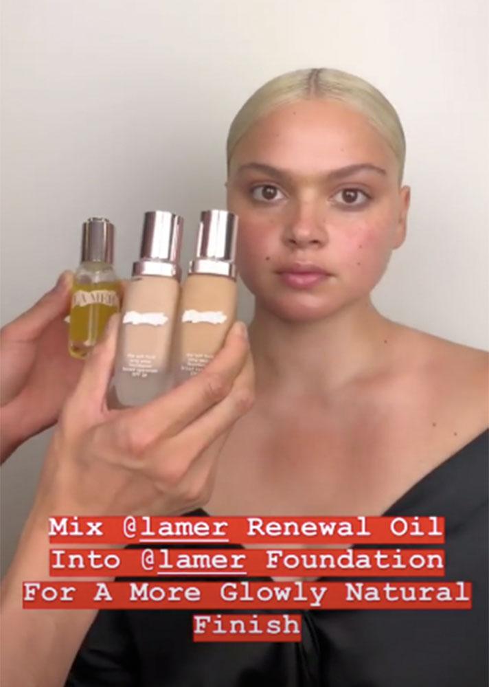 patrick ta tutorial 1 Gigi Hadids Makeup Artist Patrick Ta Just Posted a Must Watch Tutorial on Instagram