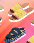 11 Pairs of Rattan Shoes We Want to Slip Into, ASAP