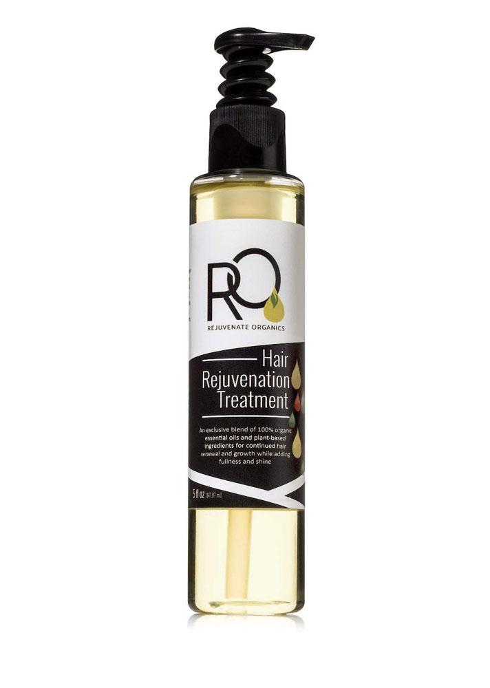 STYLECASTER | Products for Thinning Hair | Rejuvenate Organics Hair Rejuvenation Treatment