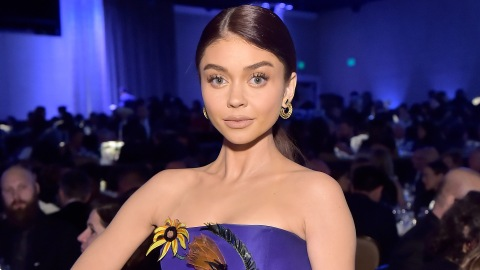 Sarah Hyland Is Over Insta Trolls Telling Her to 'Eat More' | StyleCaster