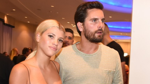 Sofia Richie Defended Her Relationship with Scott Disick in a Rare Instagram   StyleCaster
