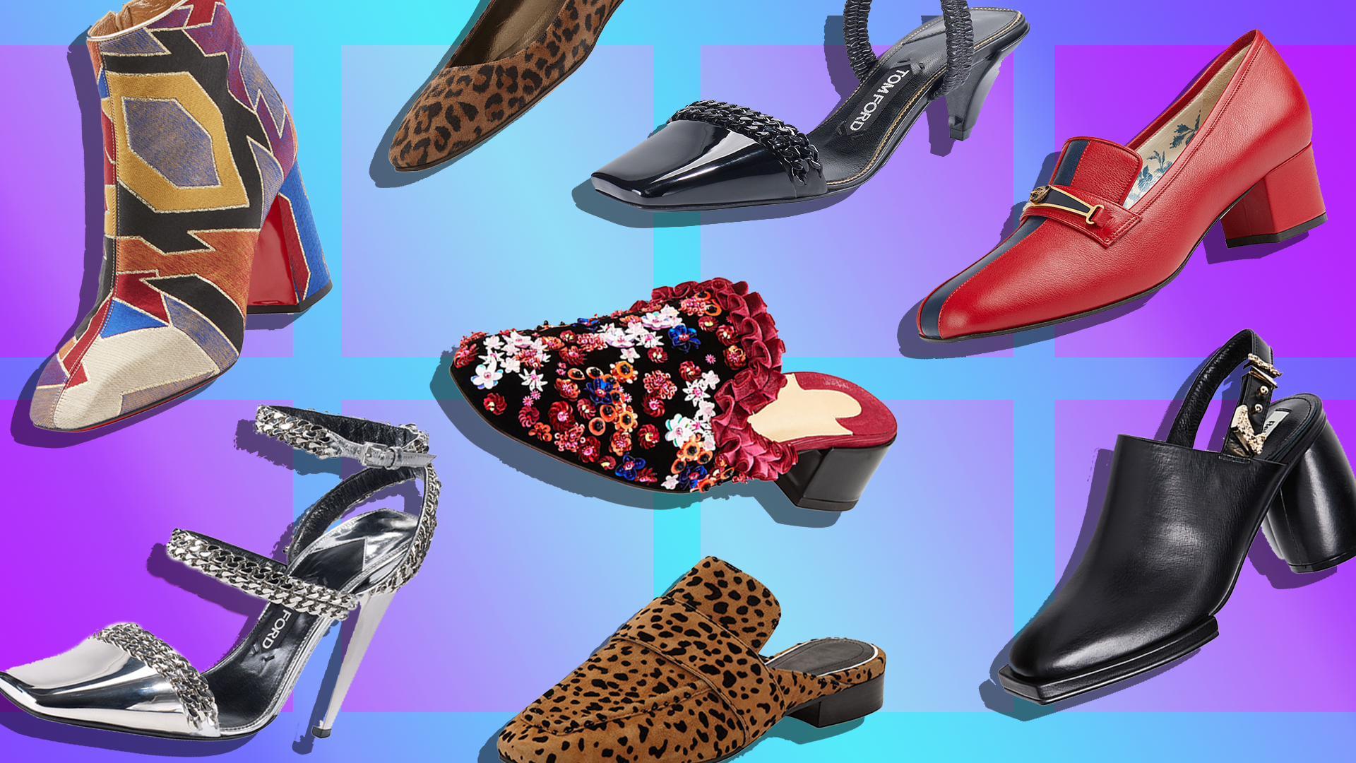 Square-Toe Shoes Are Giving Pointed-Toe Shoes a Run for Their Money