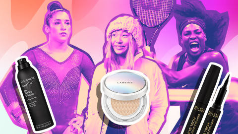 The Sweatproof Beauty Products Athletes Use on the Field | StyleCaster